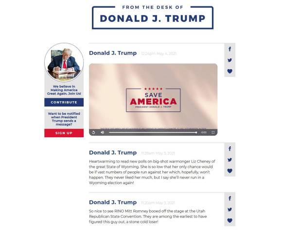 From_the_Desk_of_Donald_J._Trump_Donald_J._Trump_-_2021-05-05_15.59.01